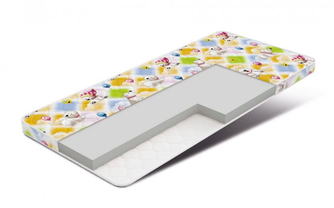 Детские матрасы, купить детский матрас в кроватку — Орматек