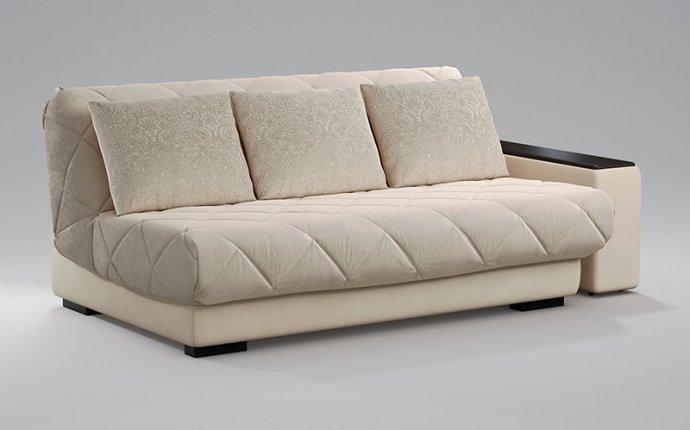 Диван Аскона с ортопедическим матрасом, фото / Кровать с