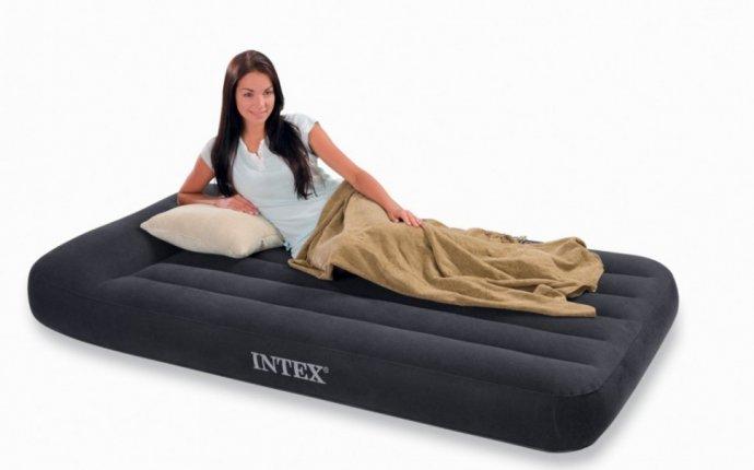 Где лучше купить матрас Intex Pillow Rest Classic Bed 66767