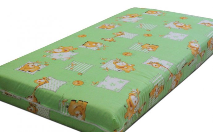 Какой лучше выбрать детский матрас в кроватку для новорожденных