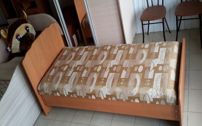 Кровать односпальная с матрасом 1900x800 купить в Краснодаре по