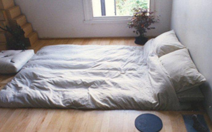 Кровать vs матрас на полу – Полезные советы