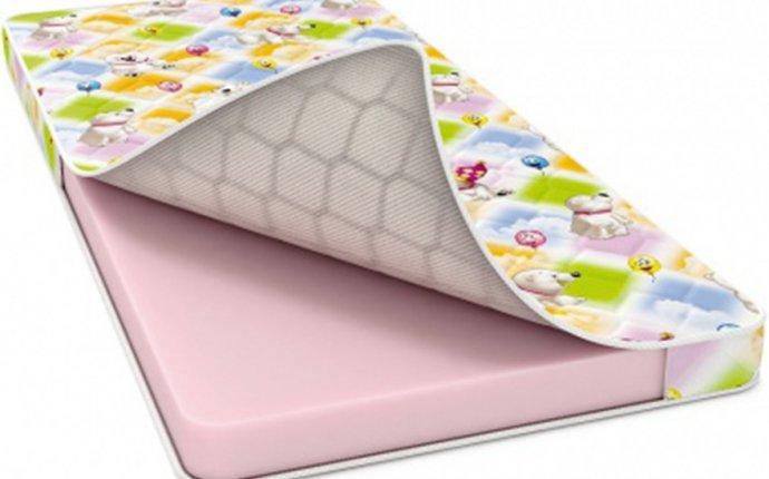 Матрасы для новорожденных: купить матрас в кроватку по низким ценам