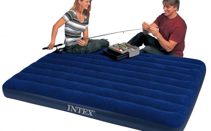 Надувной матрас-кровать, Downy от Intex, int68759 - купить в