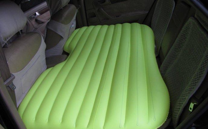 Надувной матрас в машину для путишествий — бортжурнал Chevrolet