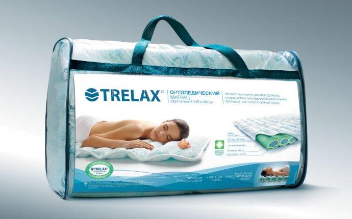 Ортопедический матрас Trelax для взрослых полуторный | Рязань и