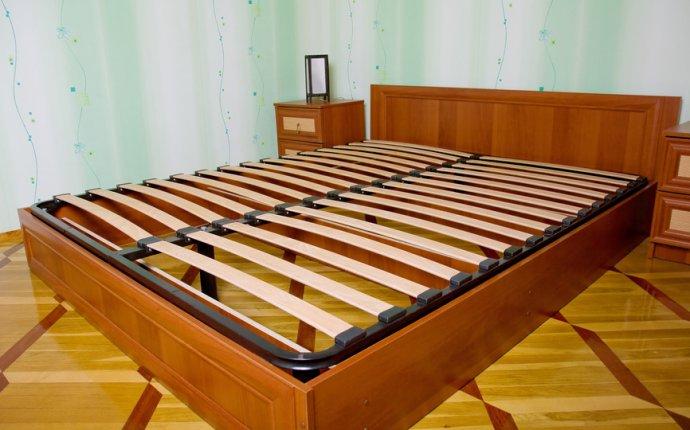 Основание - «секретный» элемент хорошей кровати. Как выбрать
