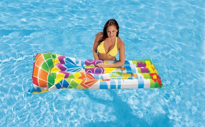 Пляжные надувные матрасы Intex. Купить, продажа в Краснодаре