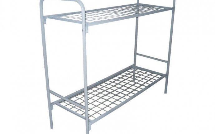 Продам: Кровать металлическая двухъярусная купить в Томске