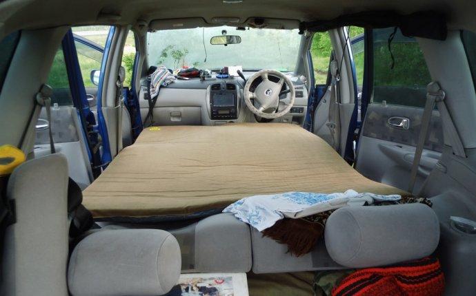 самонадувной матрас — бортжурнал Mazda Premacy 4wd 2003 года на DRIVE2