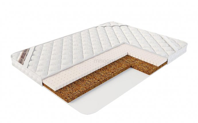 Тонкие матрасы (топеры) на кровать — купить недорого