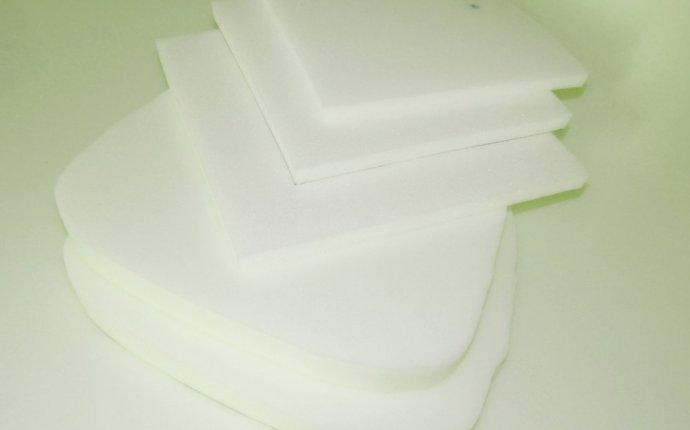 Заказать порезку поролоновых заготовок в подушки, сидушек и